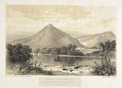 Koolikuldroog, on the Neilgherries from the Bowanee River. One of a series of Views in India and in the vicinity of Bombay